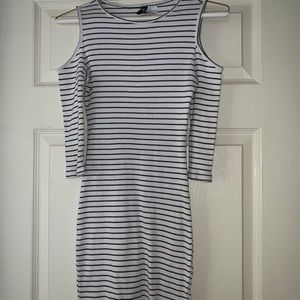 Fun casual body con dress